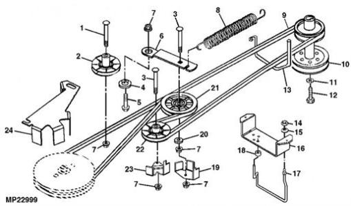 42 Inch Craftsman Mower Deck Parts furthermore Deck Assembly G moreover How To Put A Belt On A Yardman 42 Inch Lawn Mower Wiring Diagrams furthermore 38 Inch Mower Deck likewise Deck Assembly. on bolens 42 inch mower deck parts
